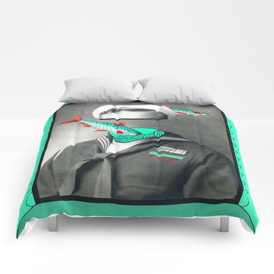 Sardine marine Comforters