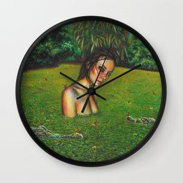 Cold-blooded Wall Clock