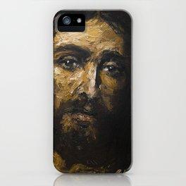Santa Faz II iPhone Case