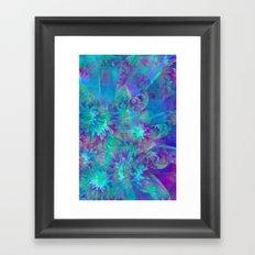 Intuition Framed Art Print