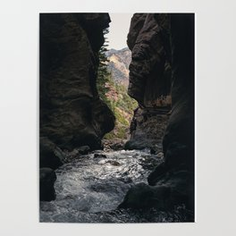 The Rush - Ouray, CO. Poster