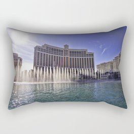 Fountains Rectangular Pillow