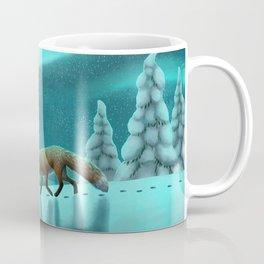 Snowy Fells Coffee Mug