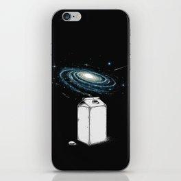 Milky Galaxy iPhone Skin