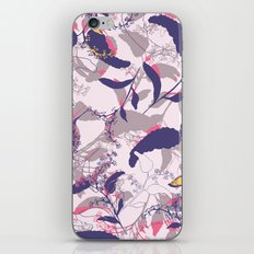 Spring fell iPhone & iPod Skin
