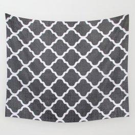 Grey style pks Wall Tapestry