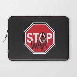 Stop War Laptop Sleeve