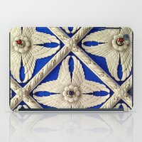 theater iPad Cases featuring Warnors Theater Ceiling by Casual Glitz
