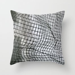 mesh Throw Pillow