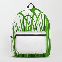 Green Grass Backpack
