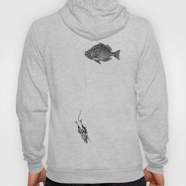 Fish Mnan Hoody