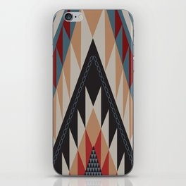 American Native Pattern No. 11 iPhone Skin