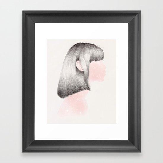 Cosmic Wonder II Framed Art Print