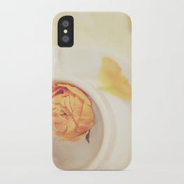 A cup of sweetness iPhone Case