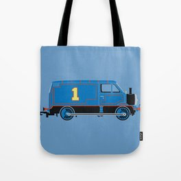 Tommy the Van Engine Tote Bag