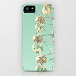Winter Ferris Wheel  iPhone Case
