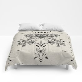 Magical Moth Comforters