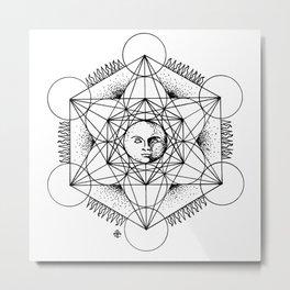 Gnostic Metal Print