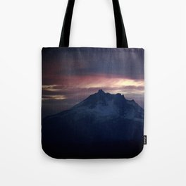Jefferson at Sunset Tote Bag