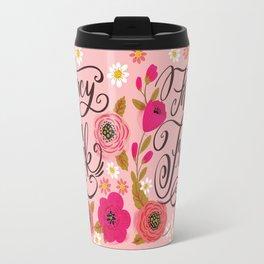 Pretty Swe*ry: Fancy as Fuck Travel Mug
