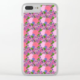 Florals, How Groundbreaking Clear iPhone Case