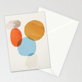 Abstraction_Balance_001 Stationery Cards