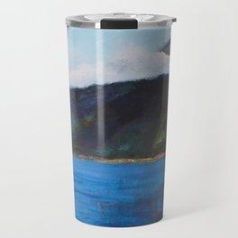 Sognefjord Sunrise Travel Mug