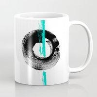 darren criss Mugs featuring Criss-cross by zAcheR-fineT