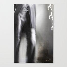 Ghost n Stuff 2 Canvas Print