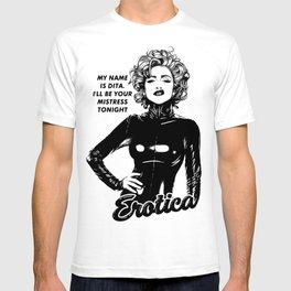 M A D O N N A 'Erotica' T-shirt