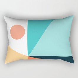 Geometric 1709 Rectangular Pillow