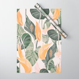 Lush Lily - Autumn Wrapping Paper