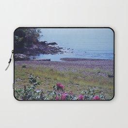 Lake Superior - Duluth, MN - Wild Veda Laptop Sleeve