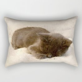 Tiny Tim Rectangular Pillow