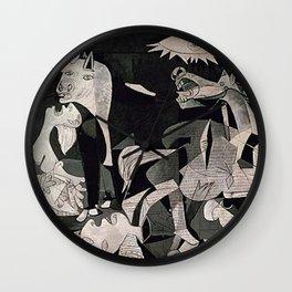 GUERNICA #1 - PABLO PICASSO Wall Clock