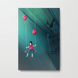 I had a Dream Metal Print