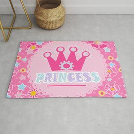 """For the little Princess. From the series """"Gifts for kids"""" . Rug"""
