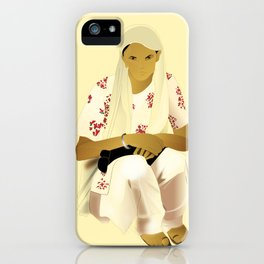 Strong Asian Mothers iPhone Case