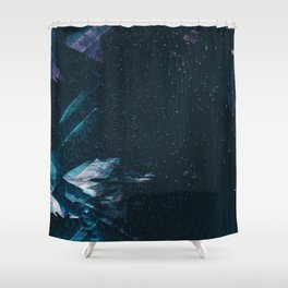 Hiders Shower Curtain