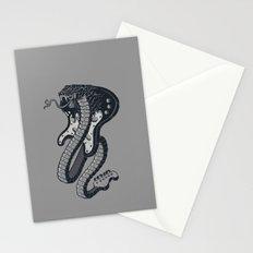 Snakeuitar Stationery Cards