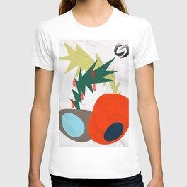 crazy fruit T-shirt