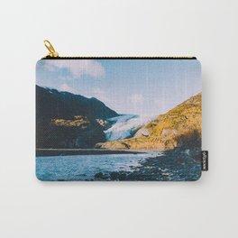 Exit Glacier - Kenai Fjords National Park Carry-All Pouch
