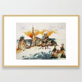 Enchanted Kingdom Framed Art Print