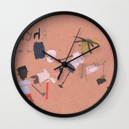 De la soul Wall Clock