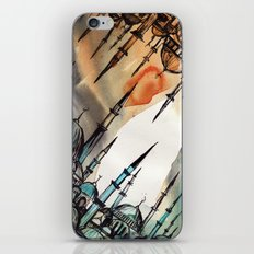 Cross Continents iPhone & iPod Skin