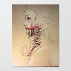 perfectly fine Canvas Print