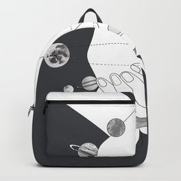 Everything Revolves Around Us II Backpack