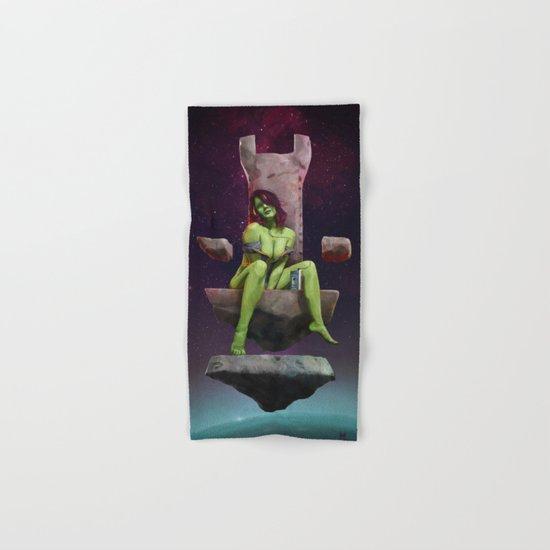 Gamora of Thrones Hand & Bath Towel