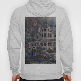 Altered Painting -Welcome Home Dresden Hoody