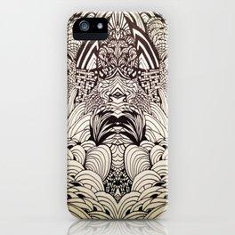 Alien Gluttony  iPhone Case